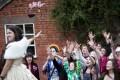زن انگلیسی در اقدامی عجیب با خودش ازدواج کرد! +عکس