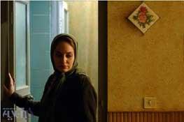 عکس مهناز افشار و گلزار در سریال عشق تعطیل نیست