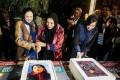 ترانه علیدوستی و نگار جواهریان در جشنواره فیلم پروین اعتصامی