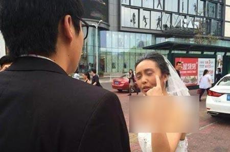 روش عجیب عروس خانم برای سنجیدن داماد!