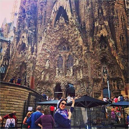 لیلا بلوکات در اروپا