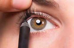 آموزش کشیدن خط چشم نامرئی
