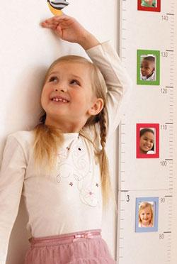 اطلاعاتی در مورد رشد کودکان