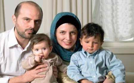 زوج های خوشبخت سینمایی ایران