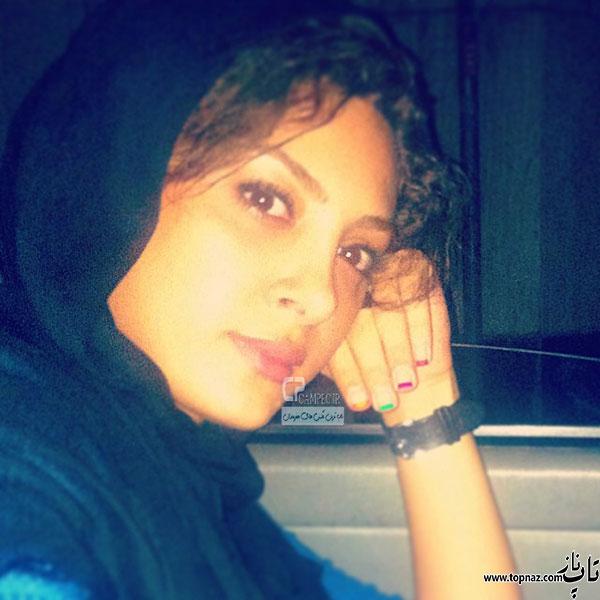 عکس حدیثه تهرانی