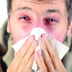 علائم حساسیت, سیستم تنفسی