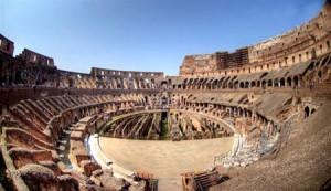 10 نکته در مورد کولوسئوم تماشاخانه رومی ها
