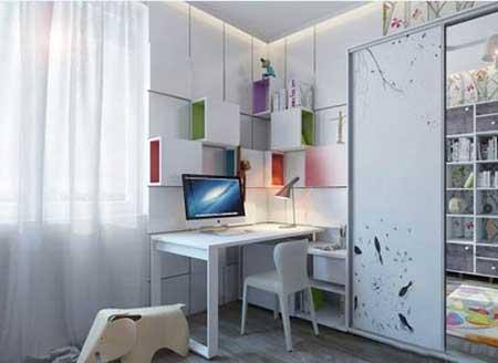 طراحی اتاق کودک, دکوراسیون و چیدمان اتاق کودک