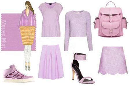 مدل لباس های پاییزی , ست لباس پاییز