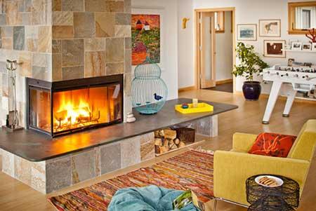 کاربرد رنگ زرد در طراحی داخلی منزل