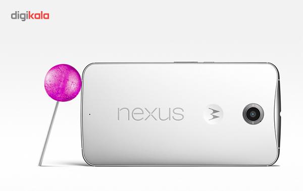 نکسوس 6 گوگل و موتورولا رونمایی شد