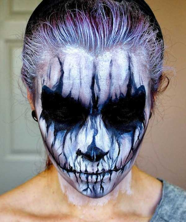 realistic halloween makeup ideas 19 pictures