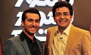 تازه عروس خانواده فرزاد حسنی در تلویزیون +عکس