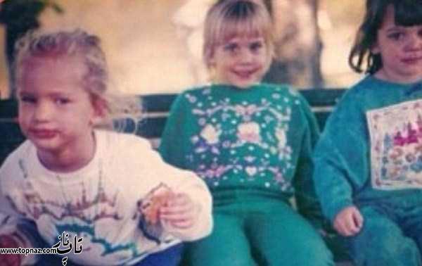 جنیفر لارنس در کودکی