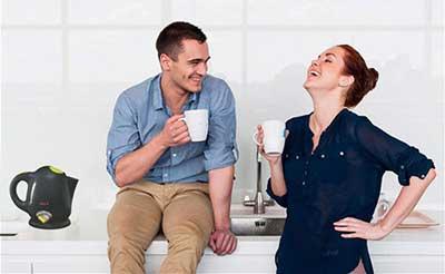 زوج های موفقی که با هم می مانند