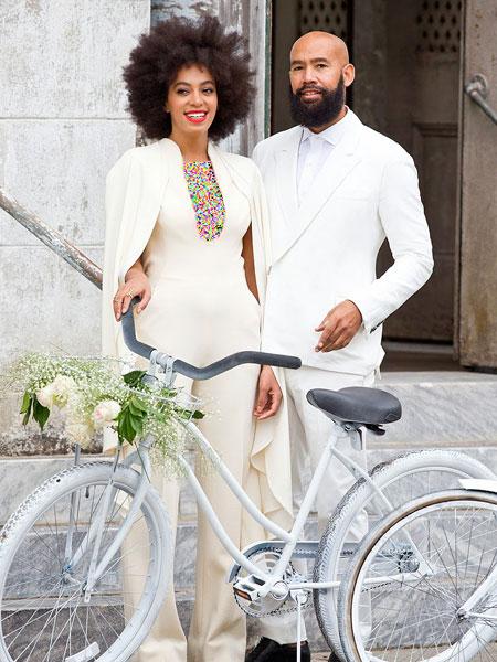 مراسم عروسی خواهر بیانسه Beyonce