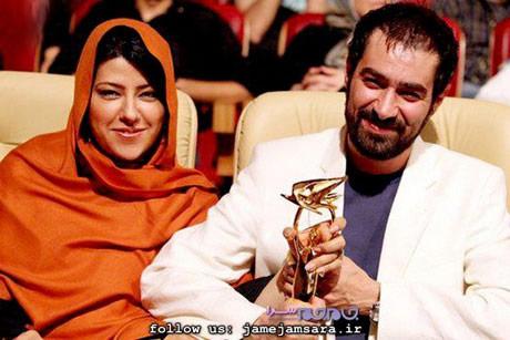 نظر همسر شهاب حسینی در مورد طرفدارانش