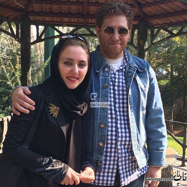 مهسا کرامتی و همسرش راما قویدل
