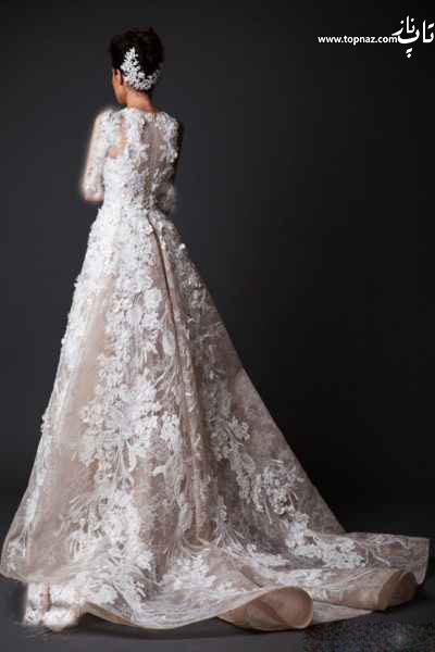 لباس عروس جدید