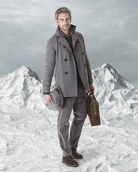 مدل لباس مردانه پاییزی و زمستانی