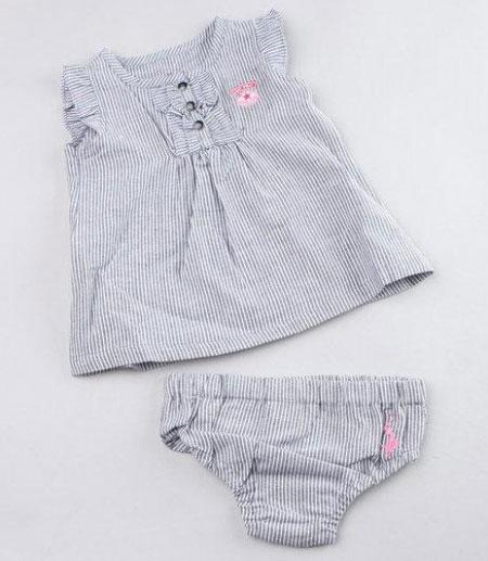 مدل لباس نوزادی دخترانه