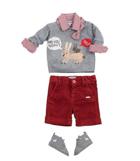 ست لباس کودک پاییز و زمستان