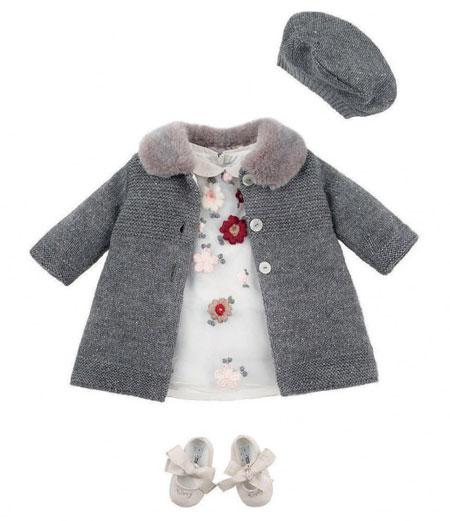 لباس نوزاد پاريز