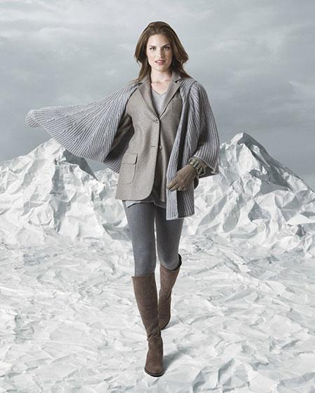 جدیدترین مدل لباس زمستانی برند فیدلی Fedeli