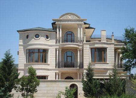 نمای خانه
