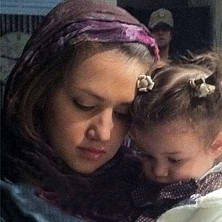 عکس همسر بنیامین بهادری در اینستاگرام