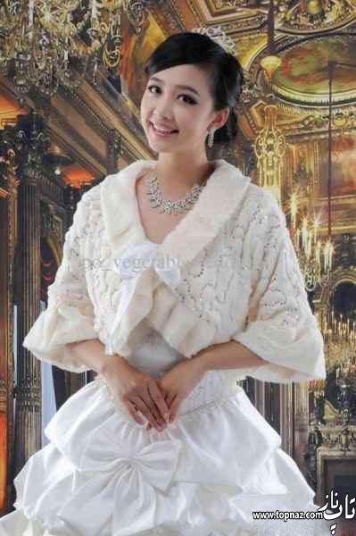 مدل کت زمستانی عروس