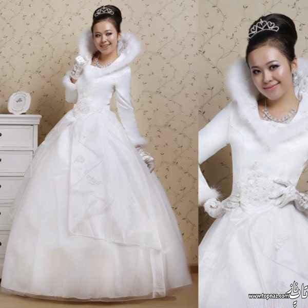 مدل کت بلند عروس