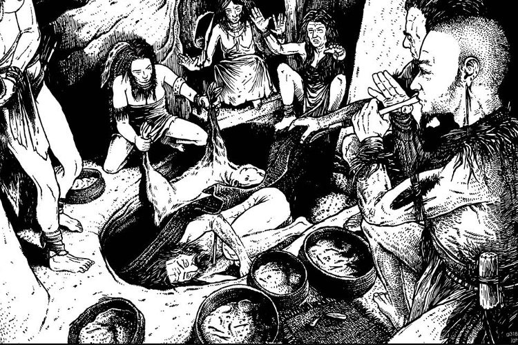 10 کار عجیبی که بشر با اجساد مردگان می کرد! +عکس