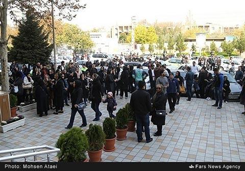 واکنش هنرمندان به درگذشت پاشایی