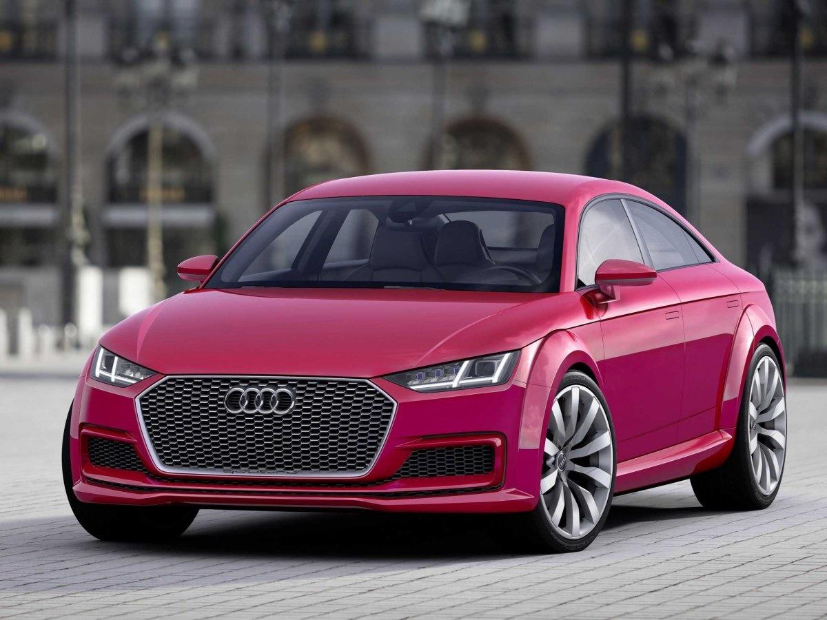 آئودی تی تی (Audi TT)