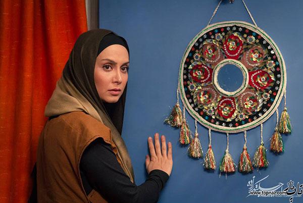 مریم خدارحمی در فیلم ما سه نفر بودیم