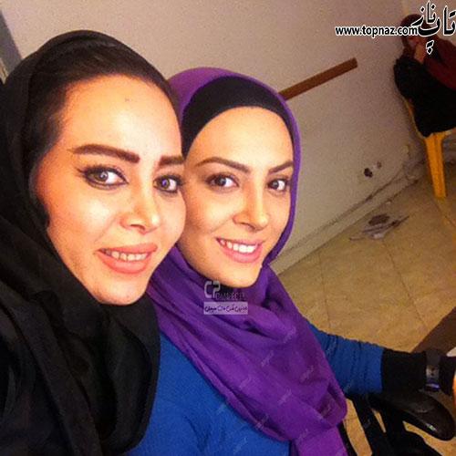 تصاویر جدید حدیثه تهرانی