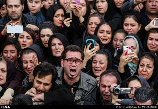 عکس طرفداران مرتضی پاشایی