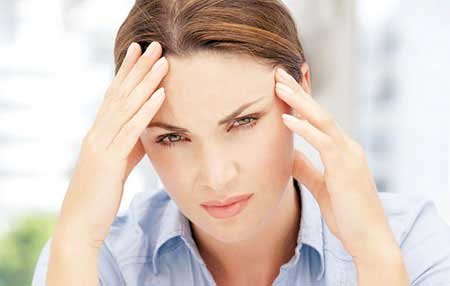 استرس با پوست شما چه می کند؟