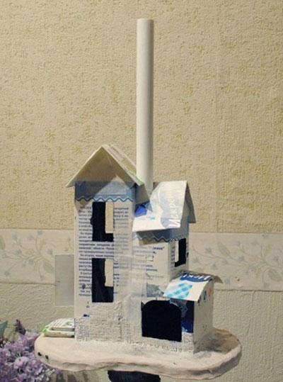 ساخت آباژورهای کاغذی, آموزش ساخت آباژور