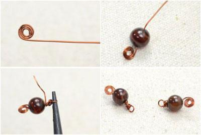 درست کردن گوشواره بدلی, نحوه ساخت گوشواره