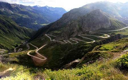 زیباترین جاده های جهان,گردشگری,تور گردشگری