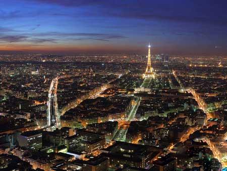 زیبا ترین شهرهای دنیا,پاریس,جاهای دیدنی پاریس