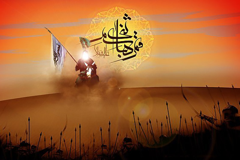 کارت پستال ویژه تاسوعا و عکس نوشته و عکس پروفایل روز تاسوعای حسینی