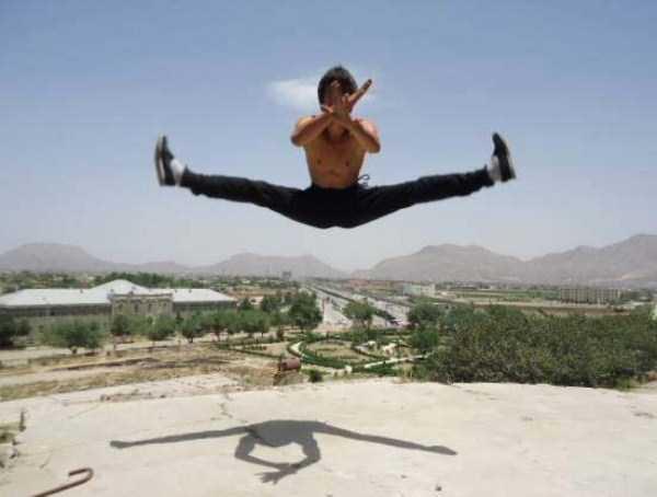بروس لی افغانستان