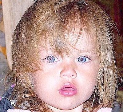دختر روس زیبا