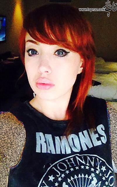 زیباترین دختر