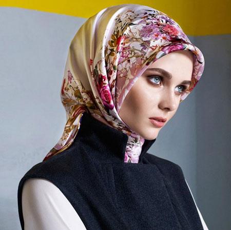 مدل روسری AKER