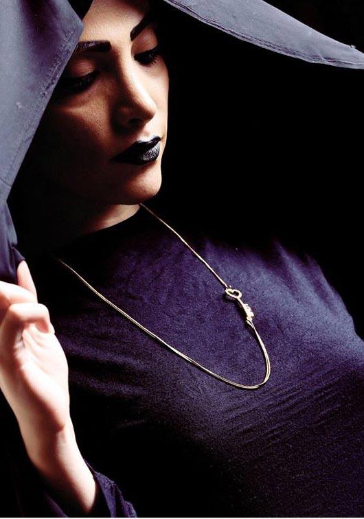 مدل زیورآلات ایرانی Adrina Jewellery