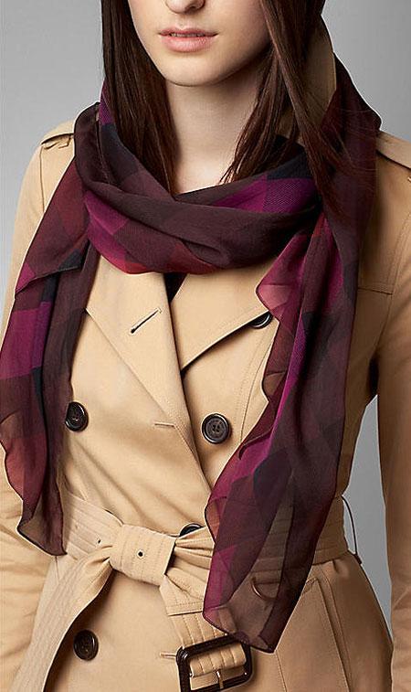 مدل شال و مدل روسری